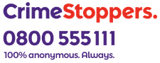 Call Crimestoppers UK annonymously on 0800 555 111